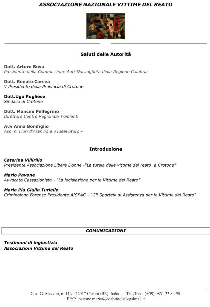 Convegno Crotone 20.10.2018 - 02